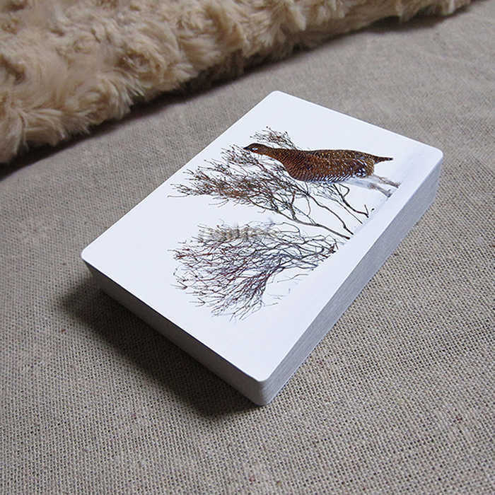 Custom your own Paper playing Cards - #21018120610