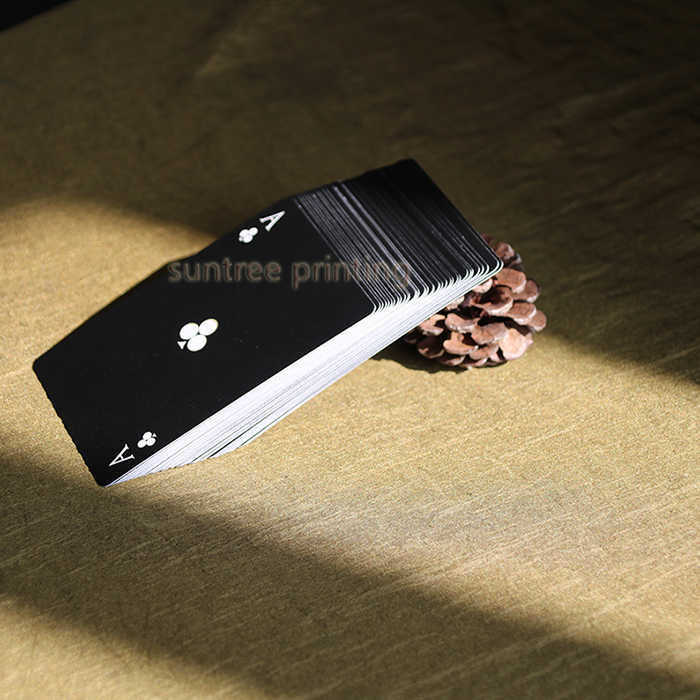 Printing playing Cards