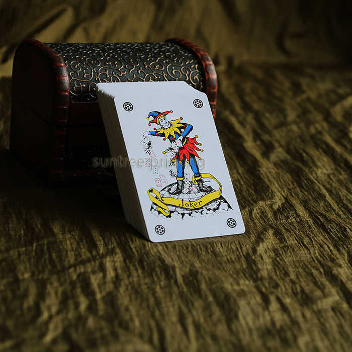 Custom French Playing Cards