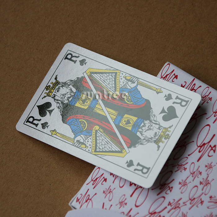 French Style Playing Cards